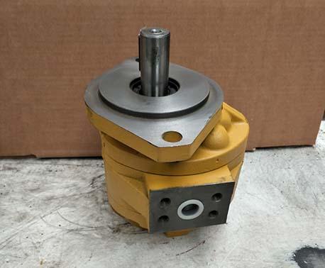 小型装载机工作泵
