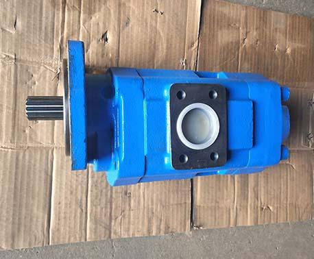 高压双联齿轮泵
