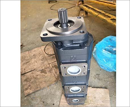 高壓四聯齒輪油泵