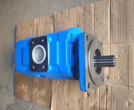 高压双联齿轮油泵