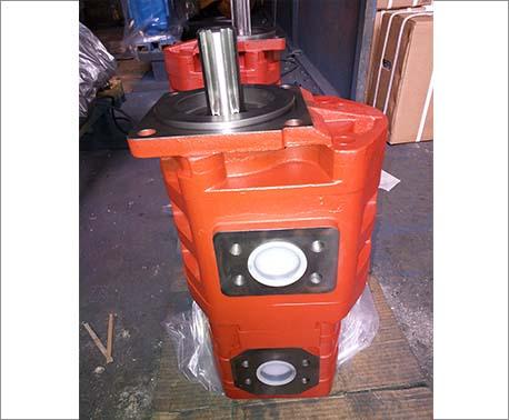 高壓雙聯油泵