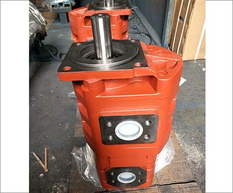 高壓雙聯齒輪油泵廠家