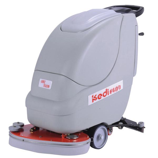 手推型洗地机