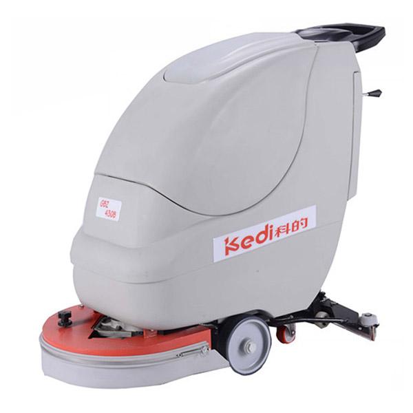 温州自动洗地机
