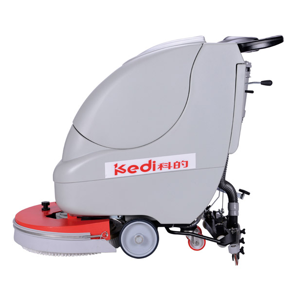 商用洗地车