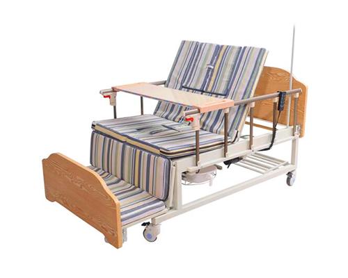 电动加宽翻身护理床(木质床头)