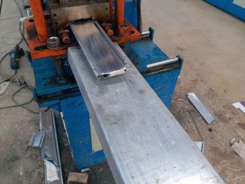 鋼質防火卷簾門製作