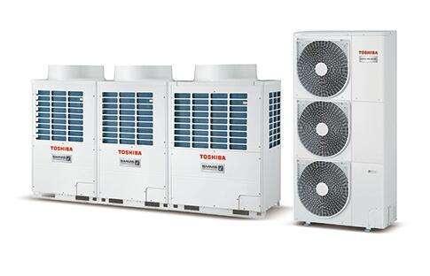东芝中央空调保养