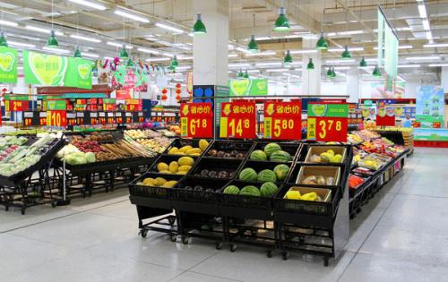 贵州水果货架