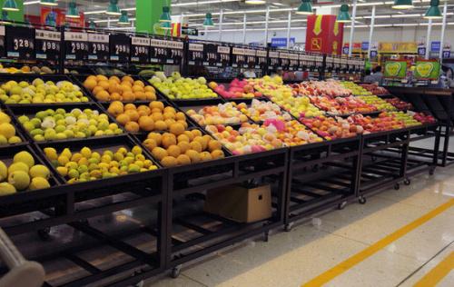 贵阳水果货架