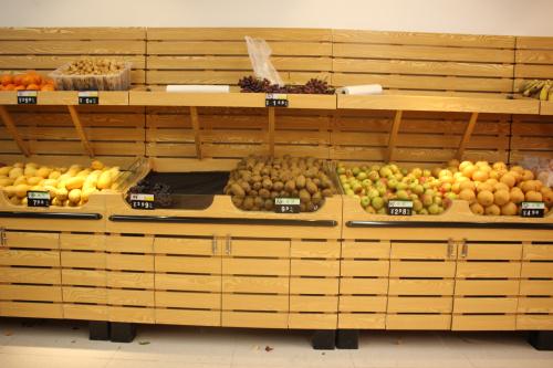 都匀贵州水果展示架