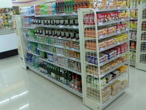 贵州便利店货架