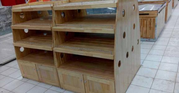 贵州木制货架