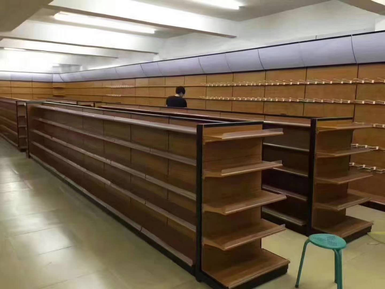 贵阳超市货物摆放展柜