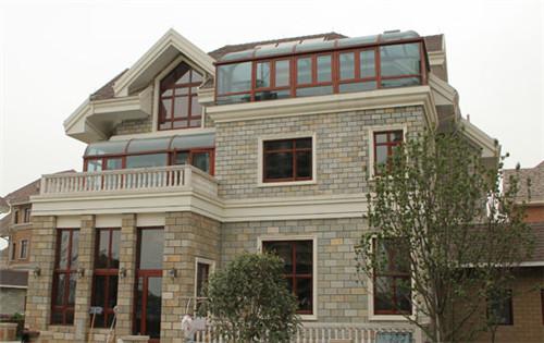 四川弧形阳光房安装