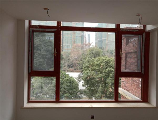 窗纱一体断桥铝合金门窗