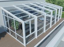 全景活动阳光房系统
