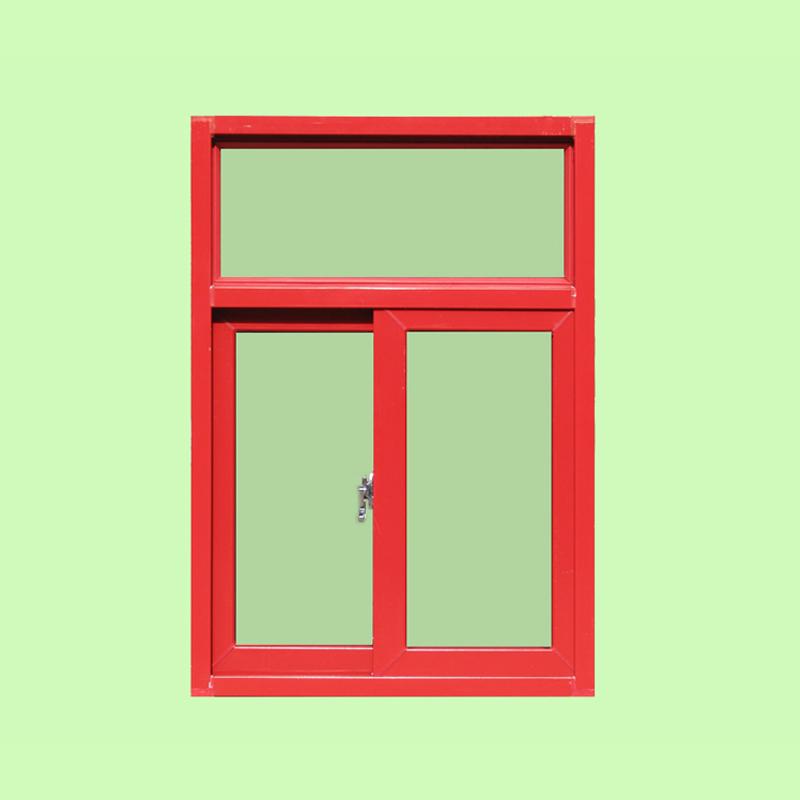 彩钢窗,彩色涂层钢板门窗