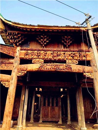 郑州大型木雕厂