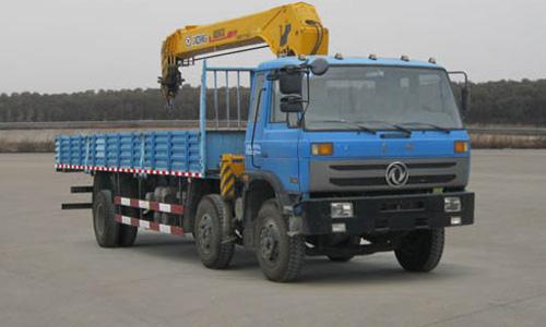 8-10吨随车起重运输车