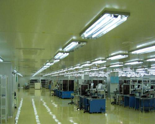 电子厂净化