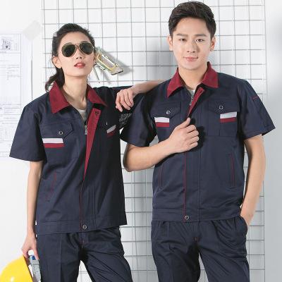 福州短袖工作服