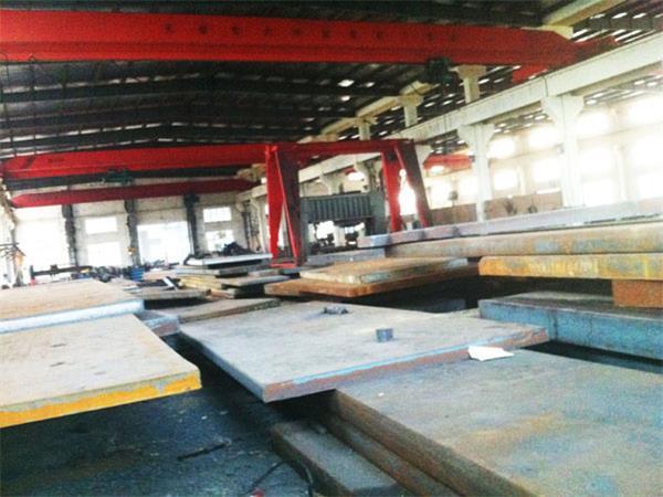 钢板数控切割加工