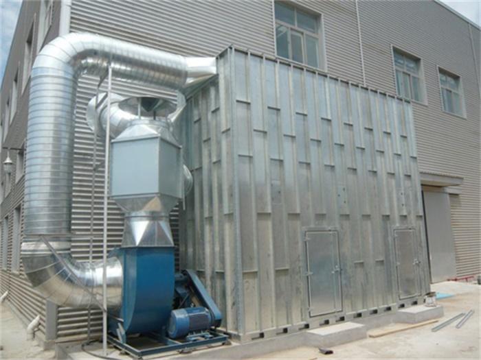 中央除尘设备--济南泉为蓝环保