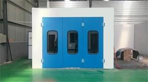 汽车烤漆房--泉为蓝环保设备