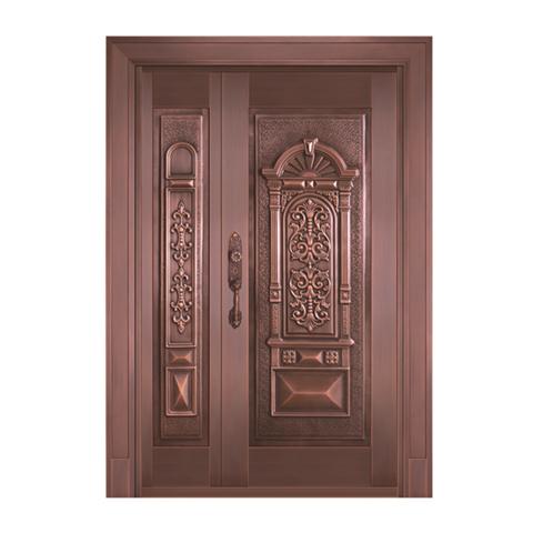 上海整版铜门价格