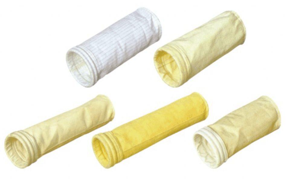 玻璃纤维膨体纱除尘袋