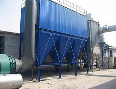 環保氣箱脈沖除塵器