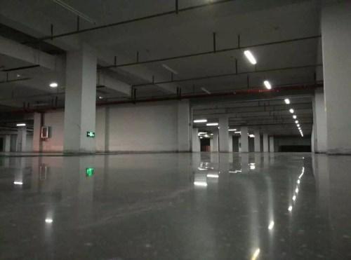 武汉固化地坪公司