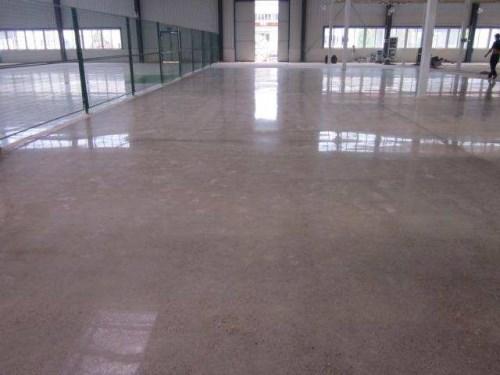 地坪硬化工程