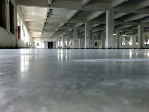 十堰厂房硬化地坪