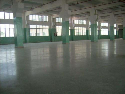 固化地坪工程施工
