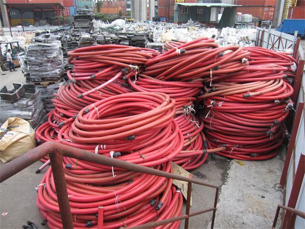 汉口电缆回收