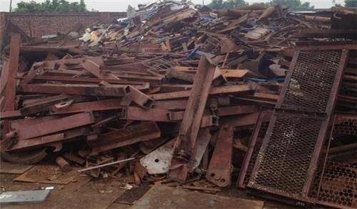 汉阳废铁回收