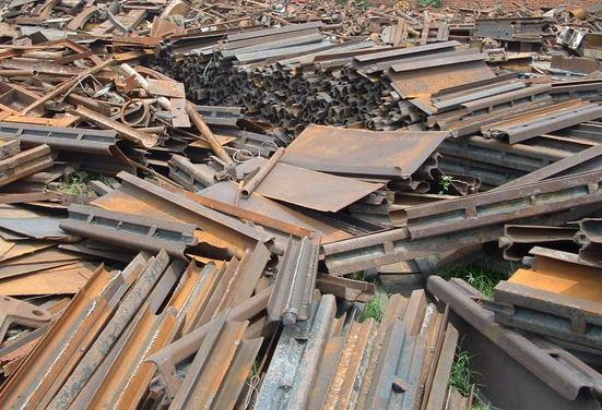 新洲废铁回收