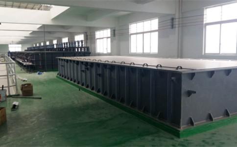 PVC萃取槽