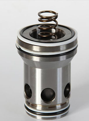 嘉兴逻辑阀插件 展跃 油研系列 LGP40插件