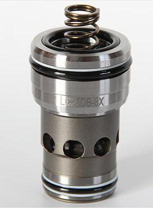 杭州逻辑阀插件 展跃 力士乐系列 LC025-8X插件