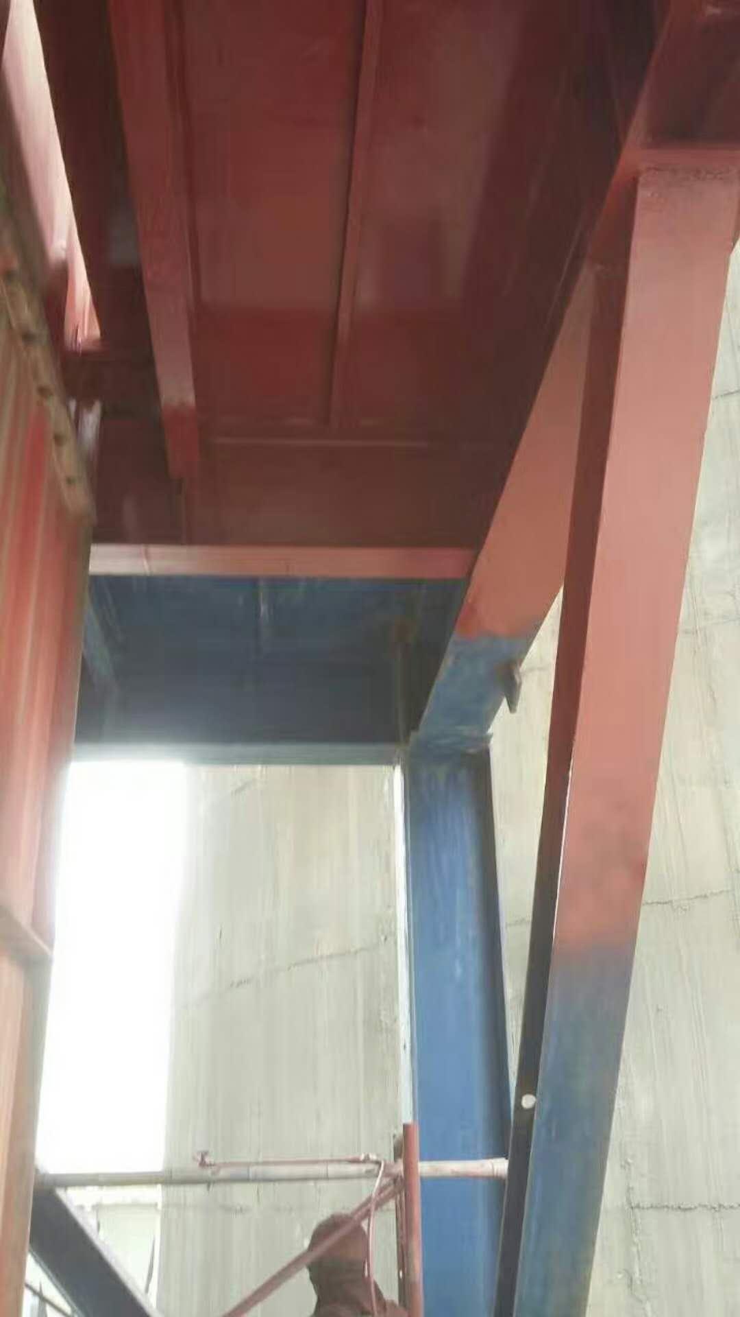 【图解】冷却塔内壁防腐施工 专业冷却塔防腐