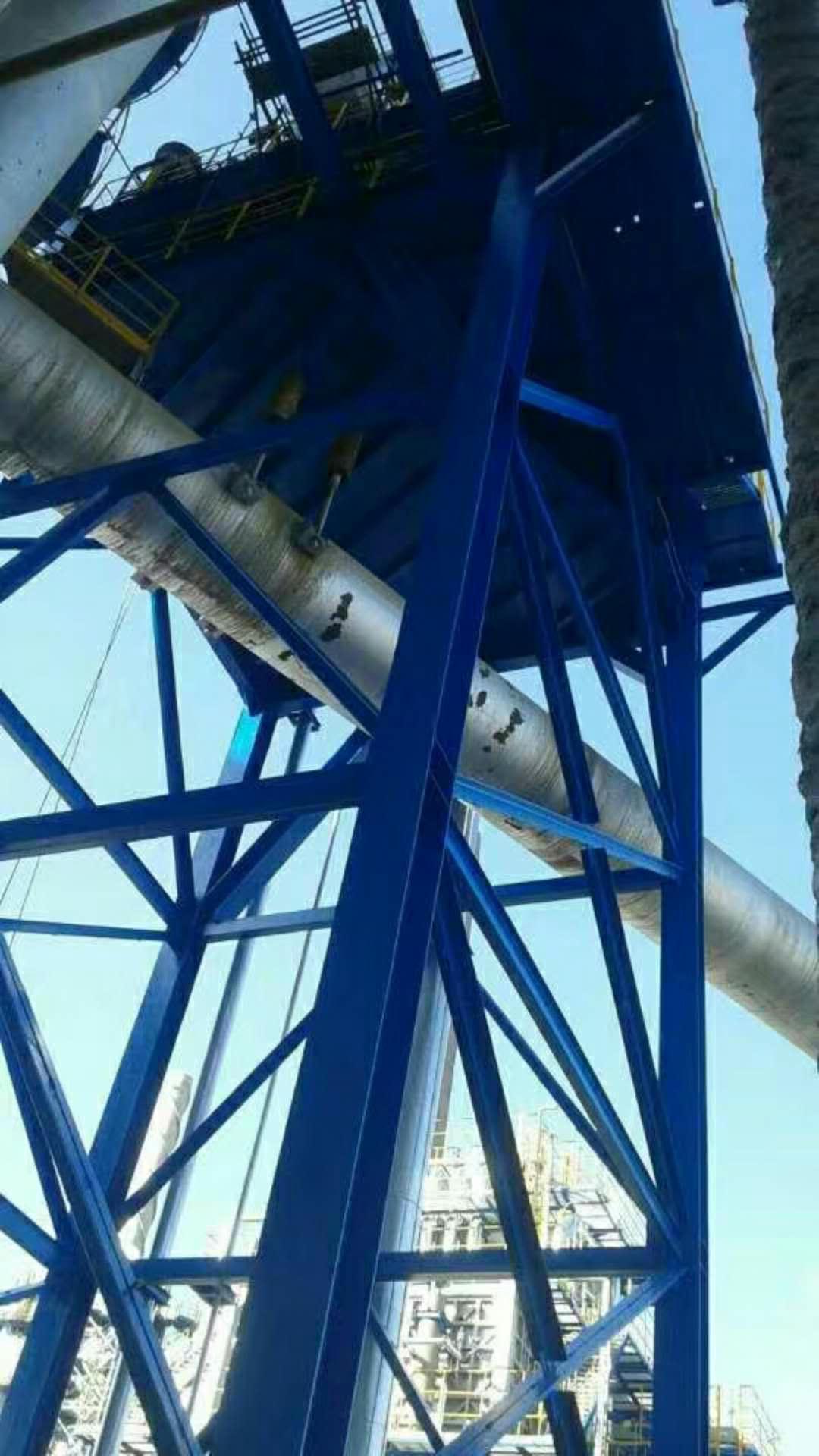 室外钢结构防腐