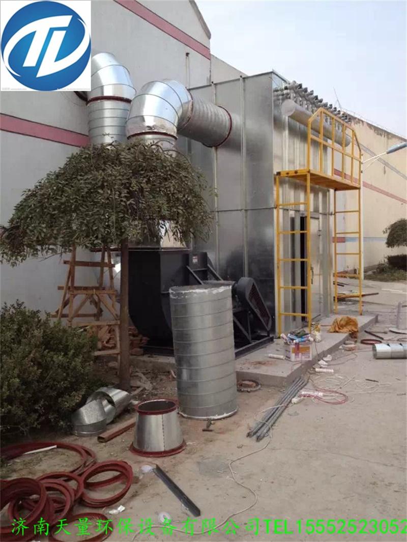 木工中央集尘设备