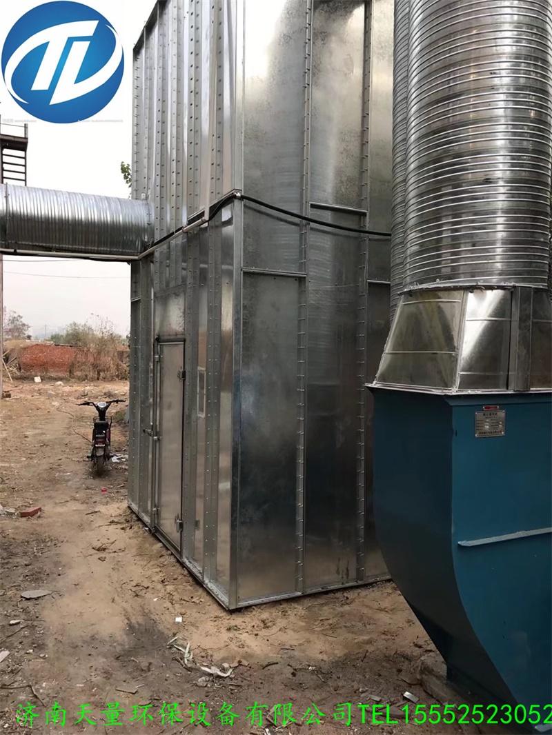 木工中央集尘设备1