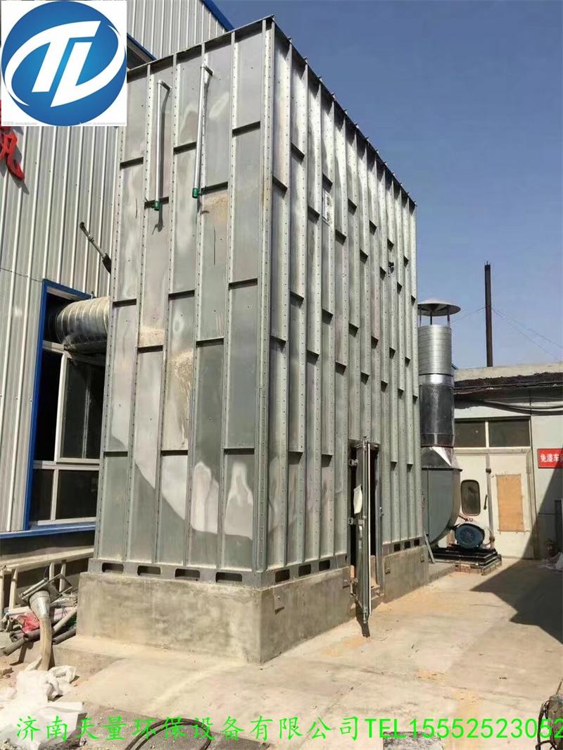 木工中央集尘设备-环保设备