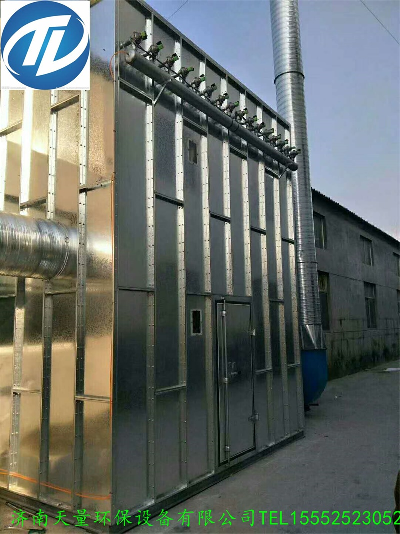中央集尘设备-木工中央除尘设备