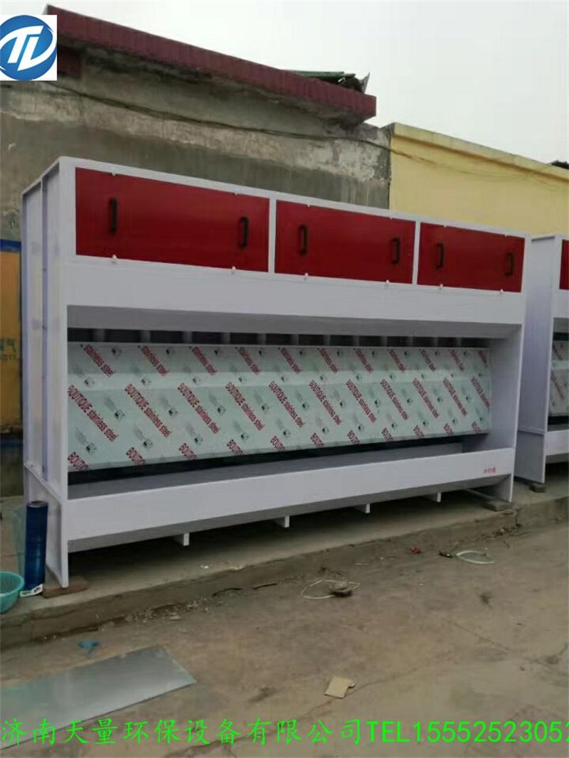 无泵水帘-天量环保设备