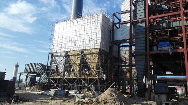 YCQQ生物质发电除尘